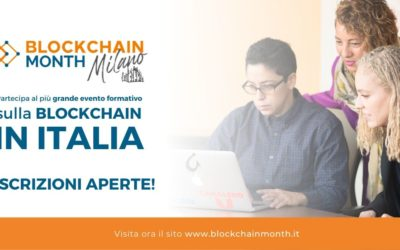 Il primo corso Marketing per lanciare progetti Blockchain